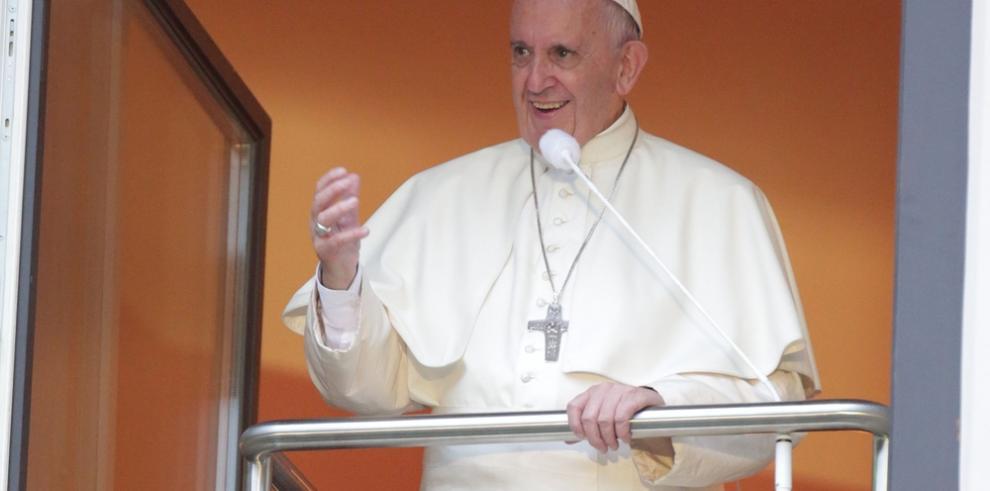 El papa Francisco pide una vejez