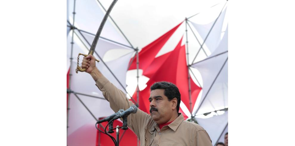 Maduro asegura que existe un sabotaje internacional