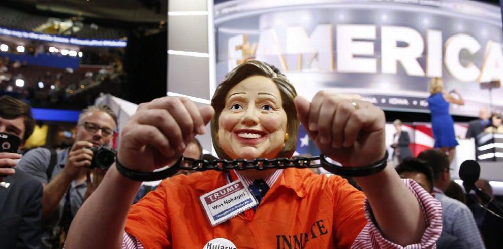 Las criticas a Clinton, obsesión dentro del Partido Republicano