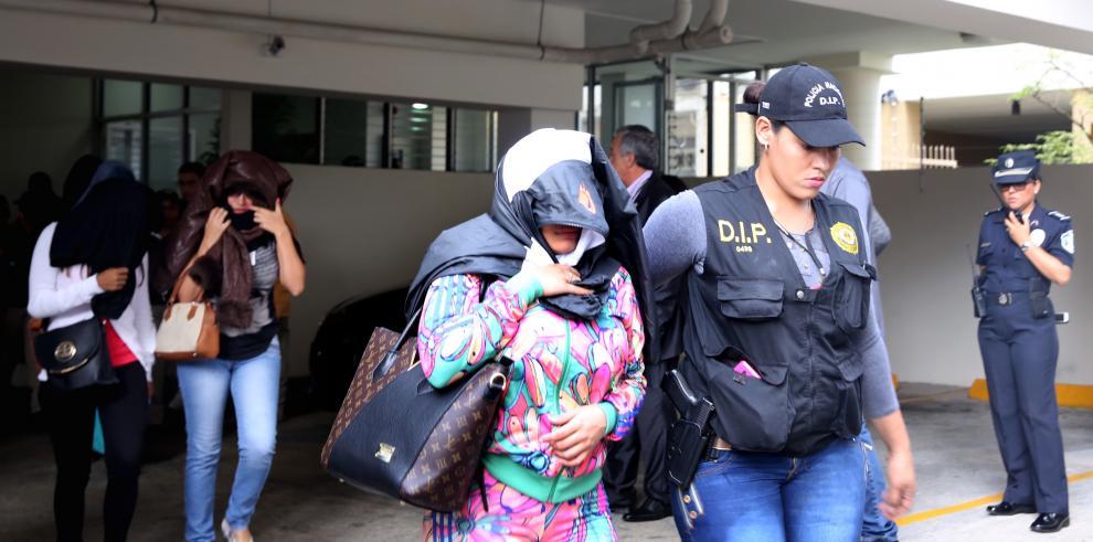 Ordenan detención preventiva para ecuatorianos por explotación sexual