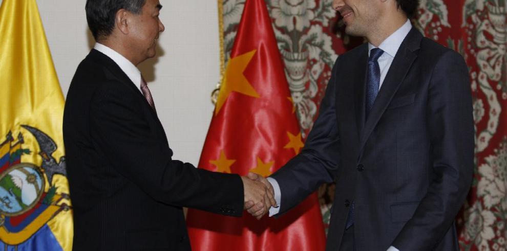 China y Ecuador refuerzan su alianza estratégica