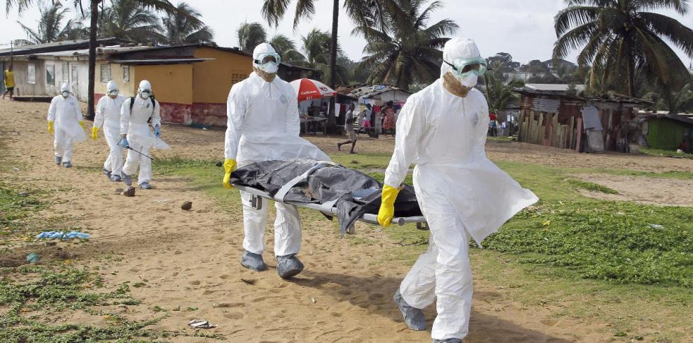 Confirman que una mujer murió esta semana en Sierra Leona por el ébola