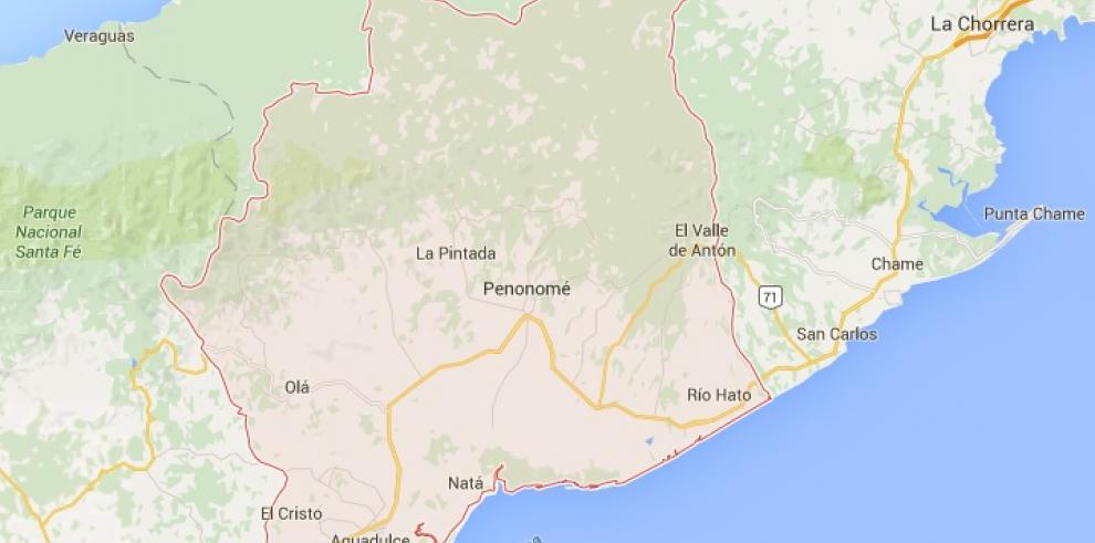 INEC actualizará mapa digital de la provincia de Coclé