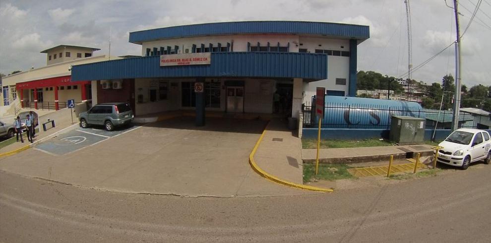 Policlínica de Arraiján suspenderá servicios