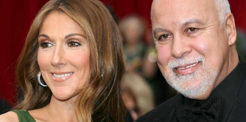 Céline Dion anula conciertos en Las Vegas por la muerte de su esposo