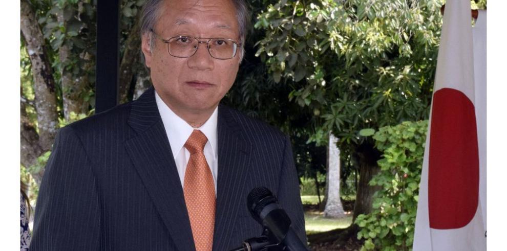 Japón donó $100 mil para centro familiar