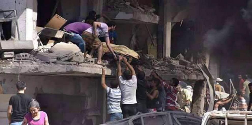 El Estado Islámico golpea enclave kurdo en Siria