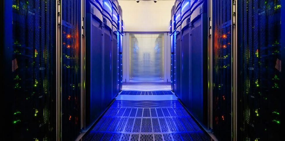 'Data center', un bunker de información