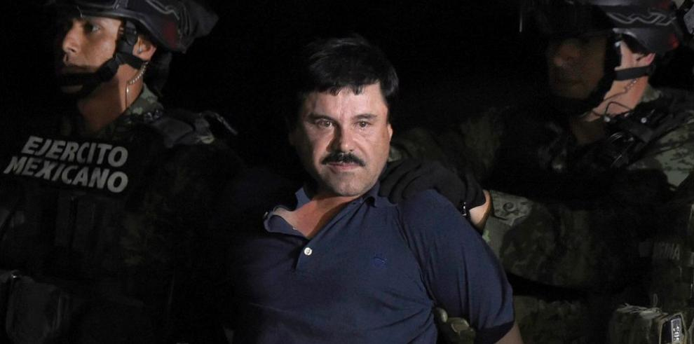 """Washington estudia sanciones por entrevista al """"Chapo"""""""