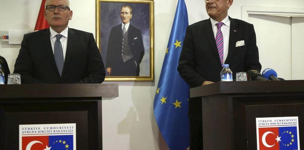 Turquía ofrecerá empleos a Sirios