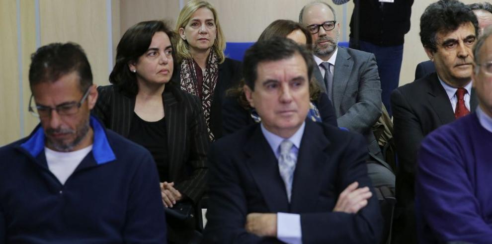 Hacienda pública y Fiscalía defienden a la Infanta Cristina