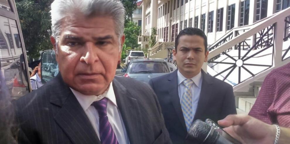 José Raúl Mulino presentó amparo de garantía por caso de radares