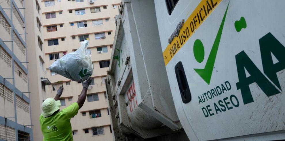 Aseo no contratará más empresas para recoger basura