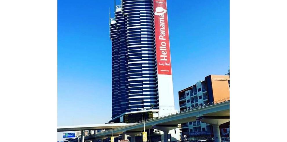 Dubai le da la bienvenida a Panamá