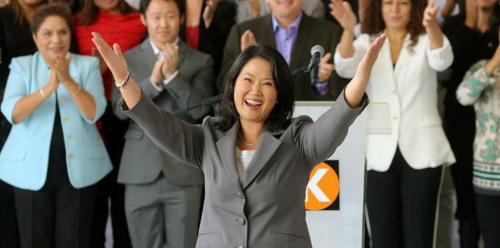 Keiko Fujimori reconoce victoria de Kuczynski en elecciones en Perú