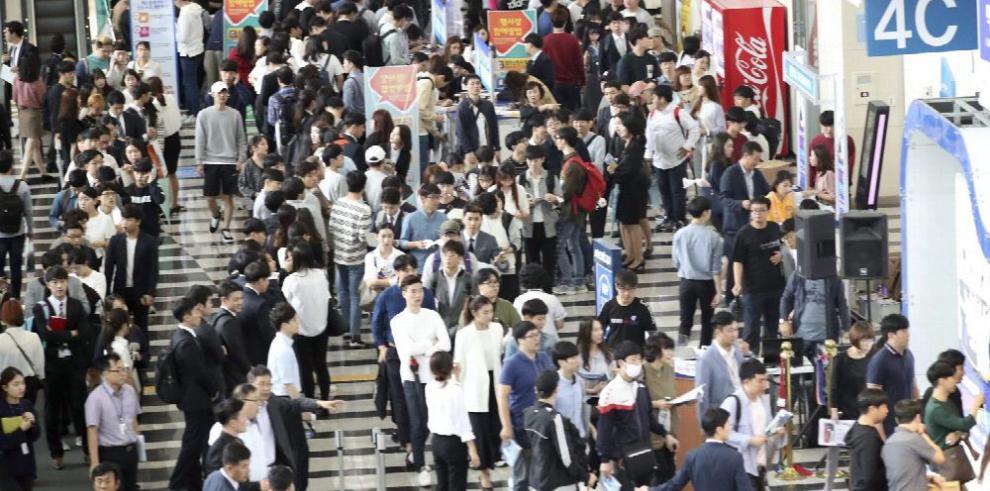 El desempleo en la OCDE, estable en el 6.3 % en agosto
