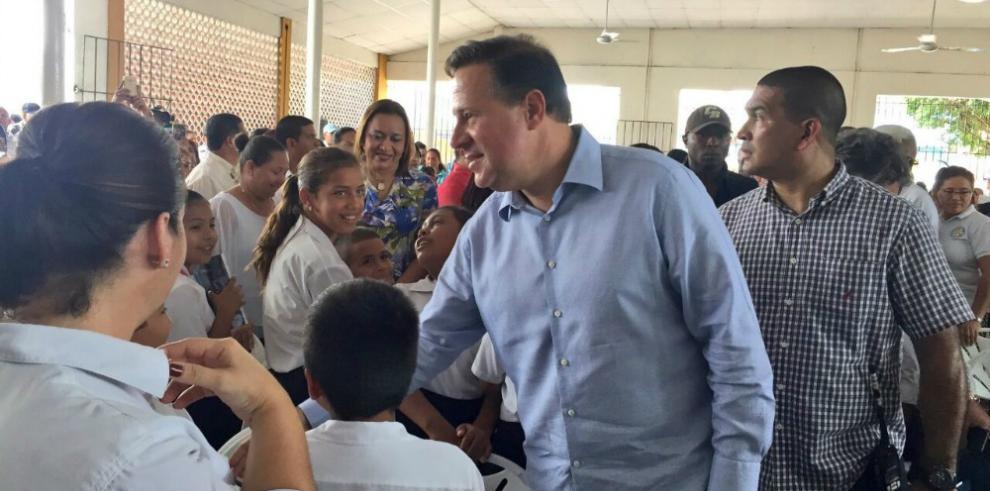 Gobierno construye obras viales en Coclé y aumenta inversión a $288 millones