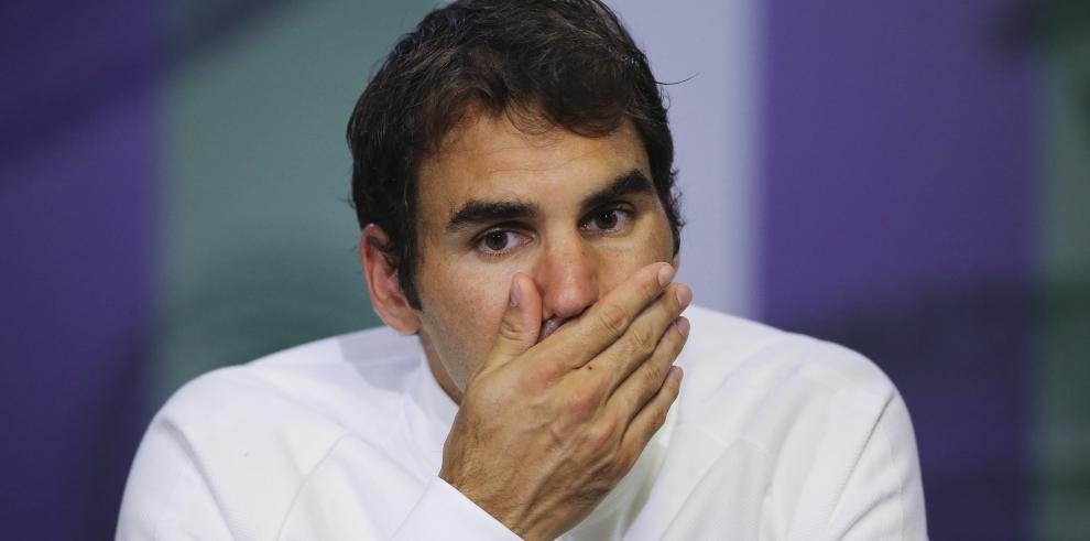 Federer eliminado de la final deWimbledon