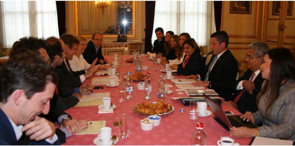 Panamá y Bélgica negociarán acuerdo de intercambio