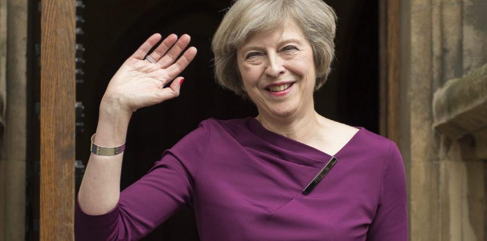 El Reino Unido tendrá una primera ministra