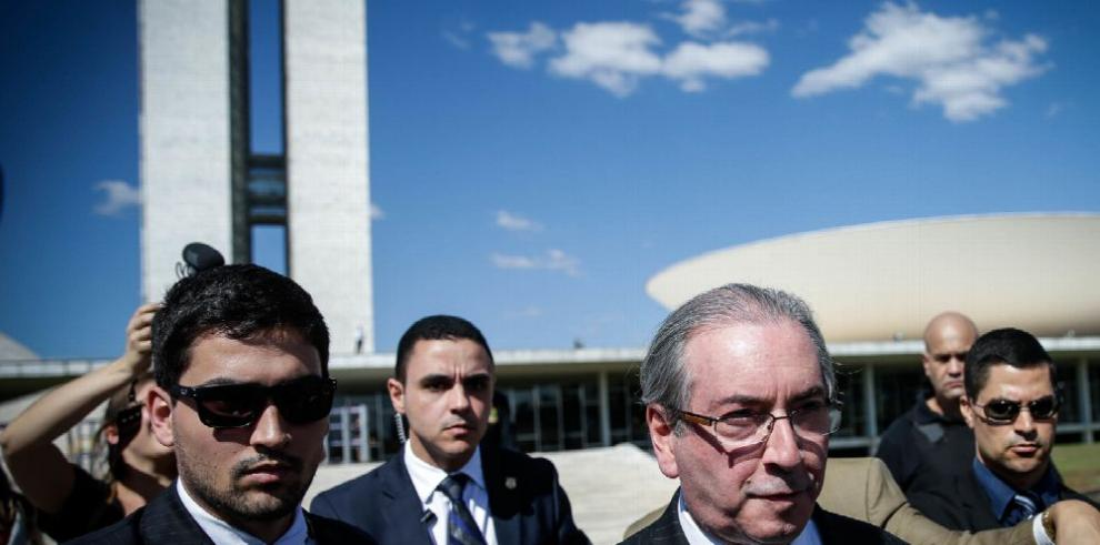 El presidente de la Cámara Baja de Brasil renuncia