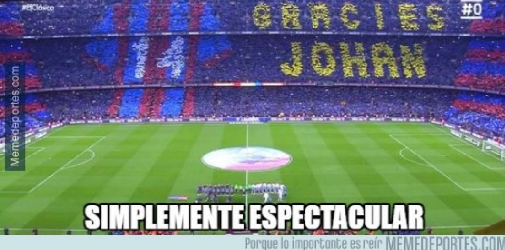 Memes del Clásico Barcelona vs Real Madrid