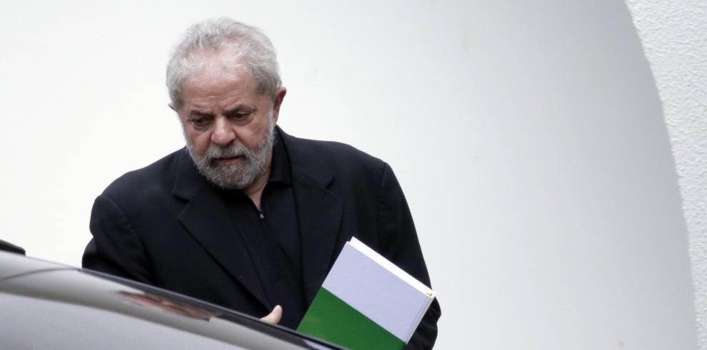 Lula espera ingresar en el gobierno de Brasil el jueves
