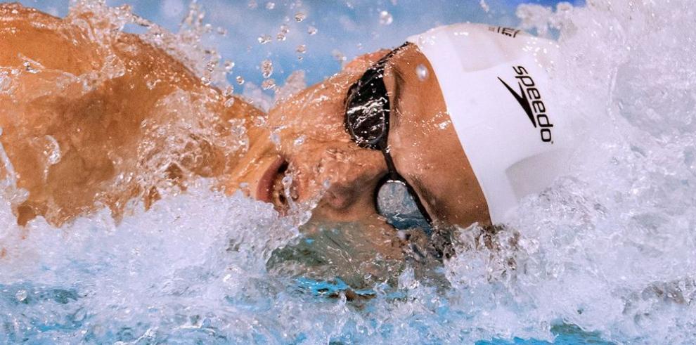 Manaudou no logra el billete olímpico en los 100 libres