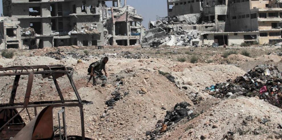 Alto al fuego en Siria favorece una calma relativa en el país