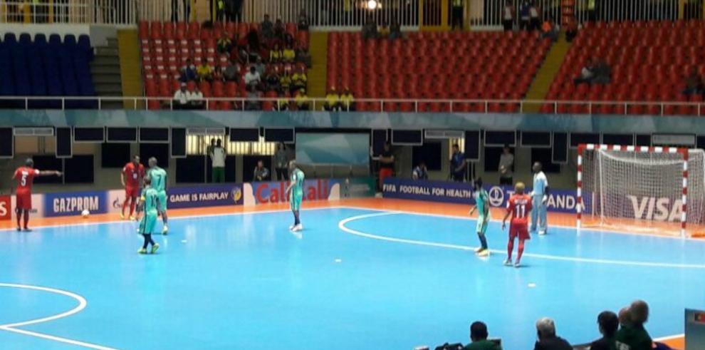 Portugal golea 9-0 a Panamá en Mundial Futsal