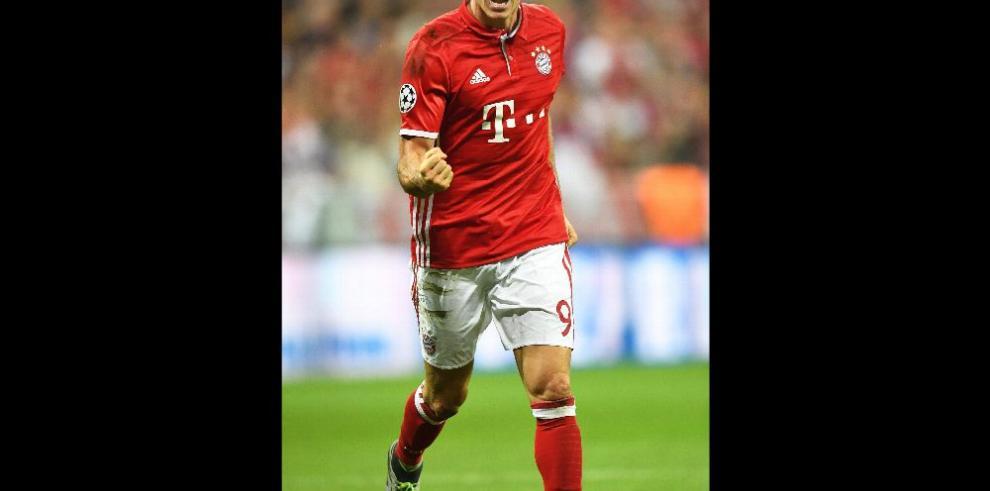 El Bayern de Múnich desea retener a Lewandowski
