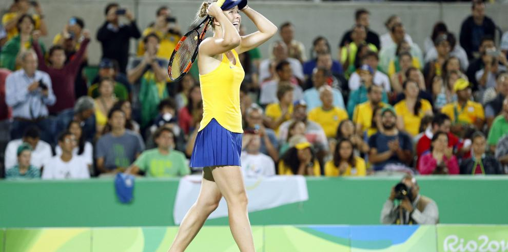 Serena Williams pierde ante la ucraniana Svitolina y se despide de Río