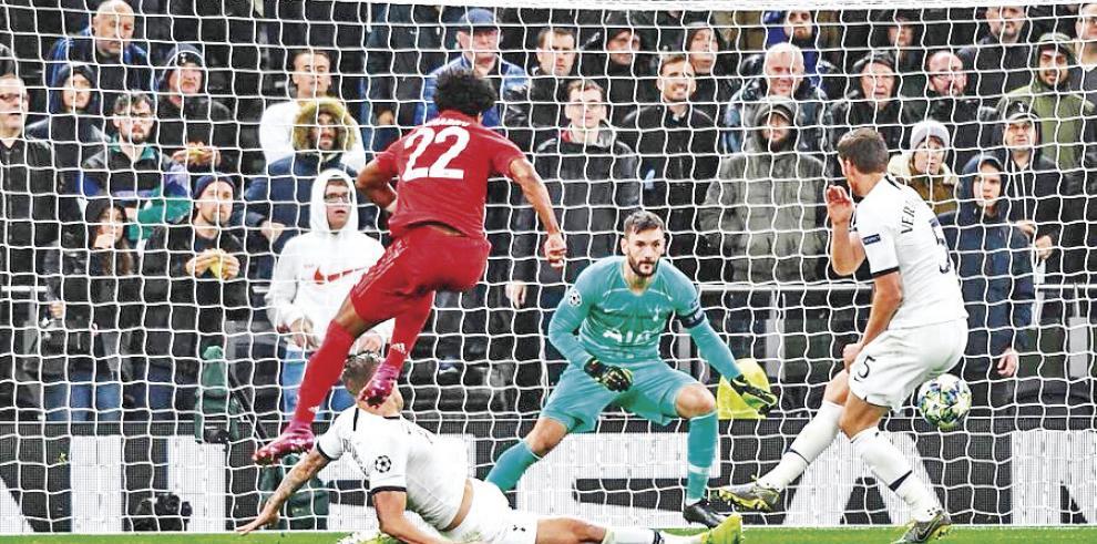 La paliza que el campeón alemán le propinó al Tottenham