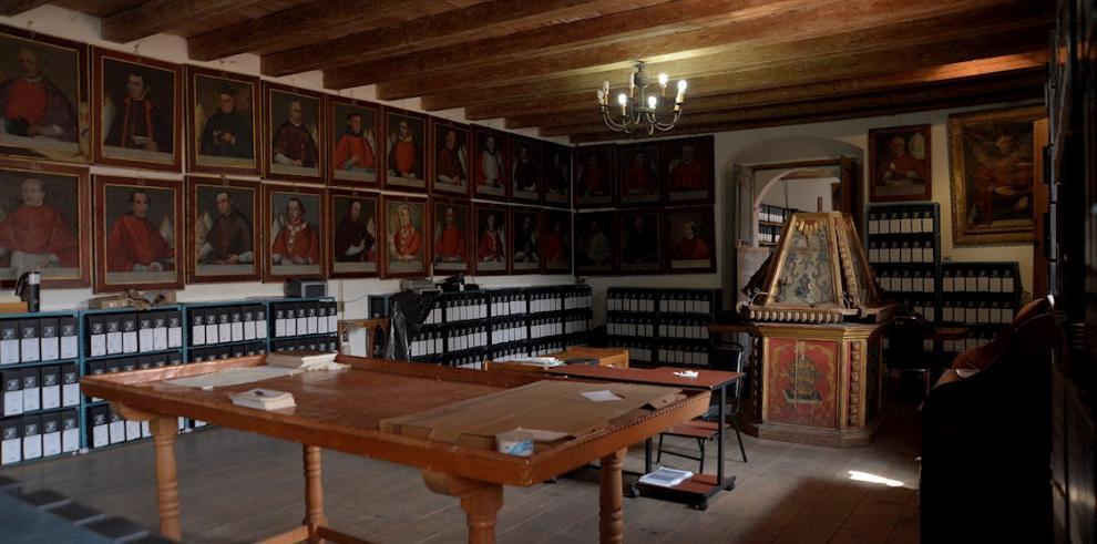Archivo Histórico Diocesano de San Cristóbal de Las Casas
