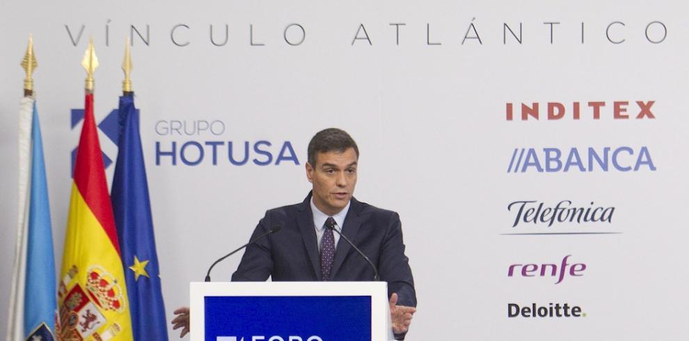 Pedro Sánchez, presidente de Gobierno
