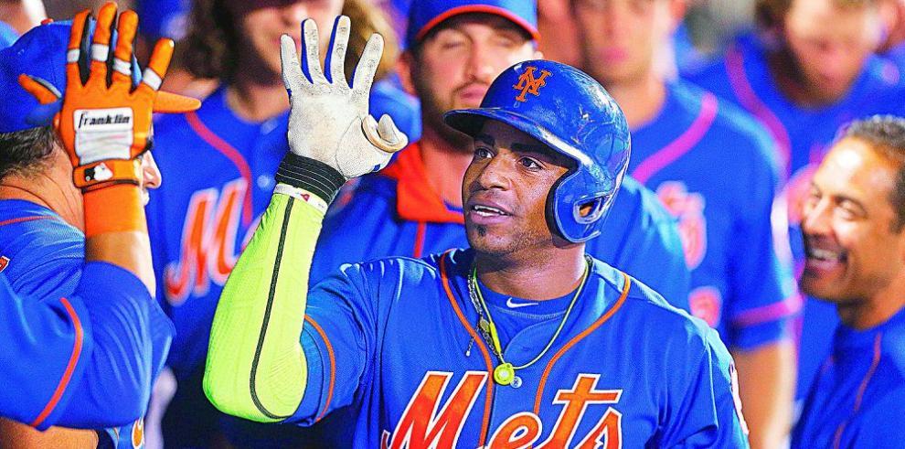 El cubano Céspedes se asienta con Mets