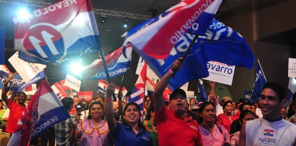 Líderes del PRD reclaman caras nuevas en la dirigencia del partido