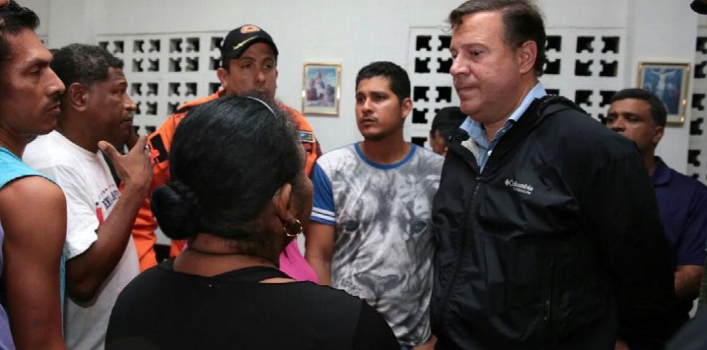 Un desastre natural que dejó secuelas en Panamá