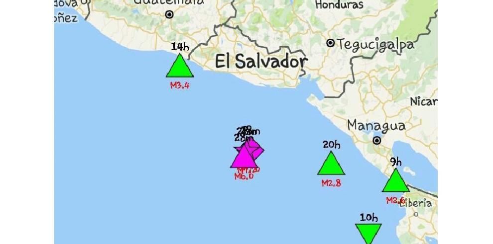 Sinaproc: No hay amenaza de Tsunami para el territorio panameño
