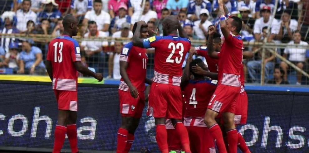 Panamá asciende cinco puestos en el ránking FIFA
