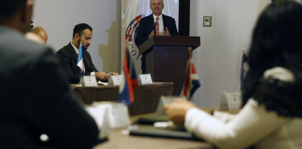 Directores de Organismos de Inteligencia se reúnen en Panamá