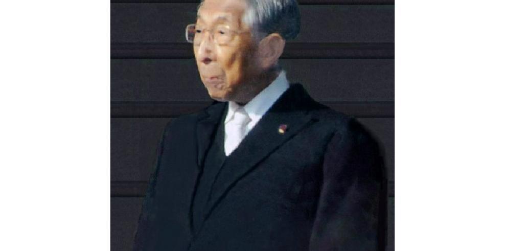 Fallece a los 100 años el príncipe japonés Mikasa, tío del emperador