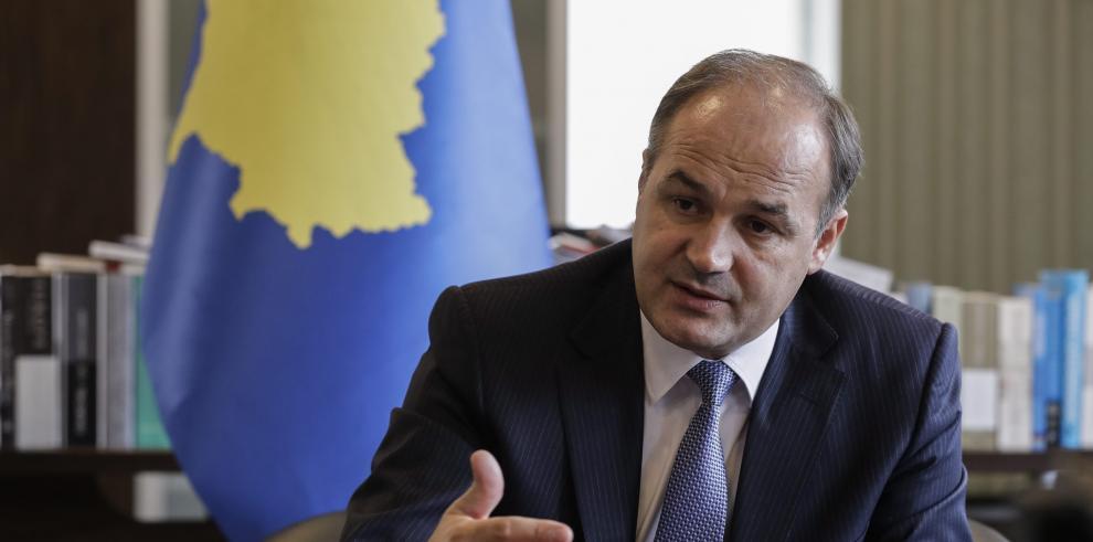 Kosovo tiene voluntad de pertenecer a la UE y a la OTAN