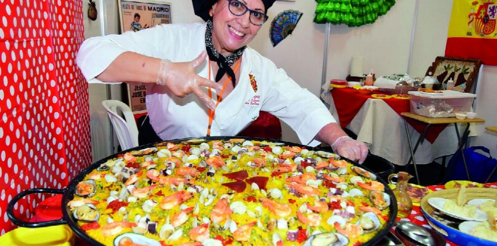 Fiesta gastronómica