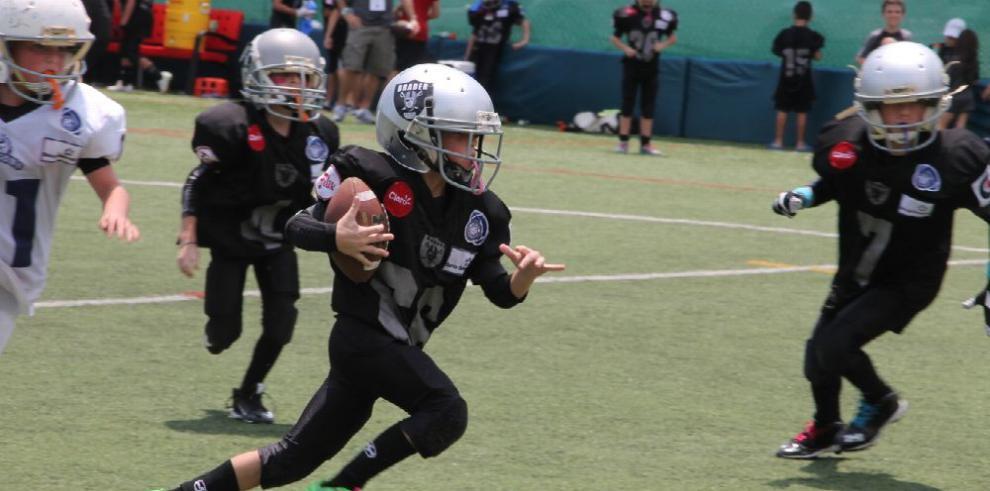 Listo el Jamboree Micro del Football Americano