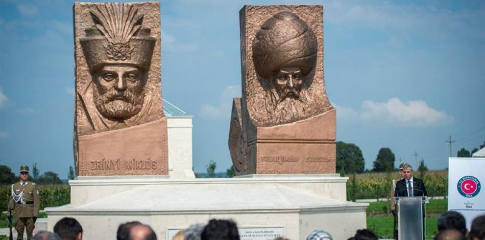 Hungría espera que la tumba del Sultán Suleimán sea un imán turístico