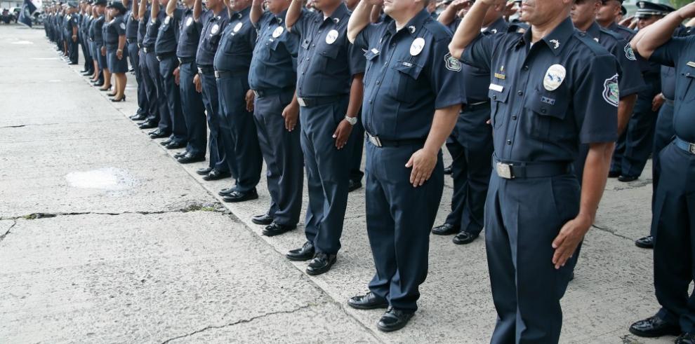 Jubilaciones de policías están consignadas en su ley