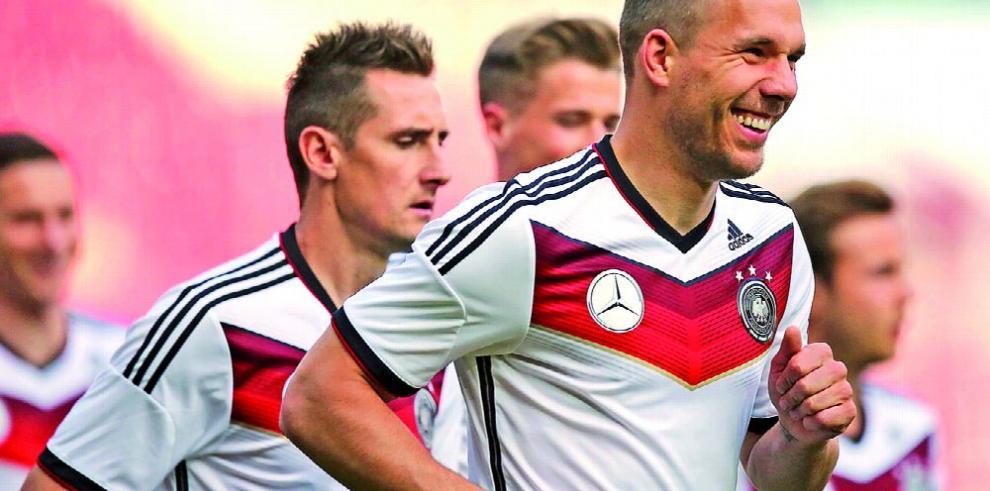 Schweisteiger y Podolski tendrán su despedida oficial