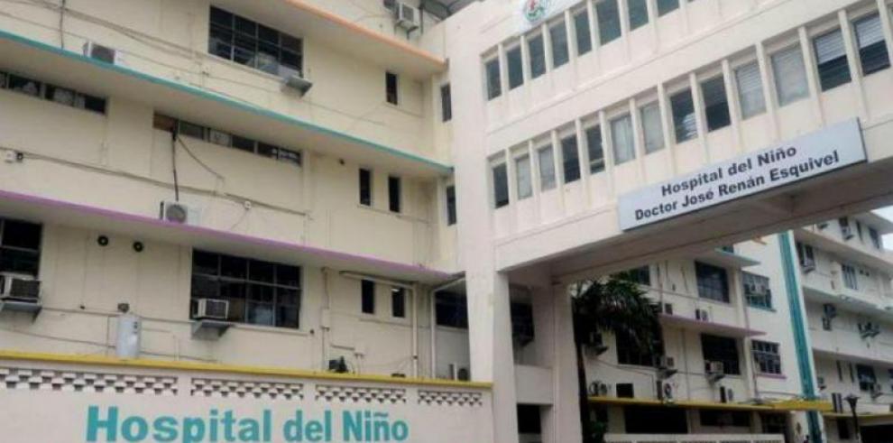 Hospital del Niño reanuda operaciones electivas ambulatorias