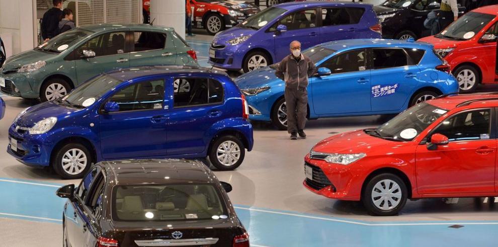 Toyota mantiene liderazgo de ventas en 2015